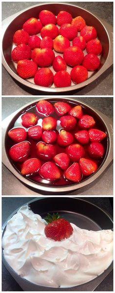 Fresh Strawberry Pie 0 Points , weight watchers