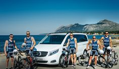Team Sport For Good is counting on the new Mercedes-Benz V-Class.