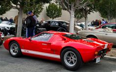 1966 Ford GT40 Mk I would like to at least drive, if not own this!