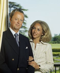 John George Vanderbilt Spencer-Churchill, 11th Duke of Marlborough and Rosita Spencer-Churchill, Duchess of Marlborough
