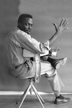 Style Inspiration: Miles Davis