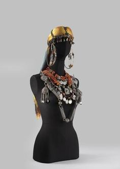 The Jewelry of Jewish Women in the Draa Valley ...