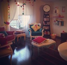En hayal craftroom