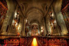 Church in Buenos Aires - Basílica de Nuestra señora del Pilar