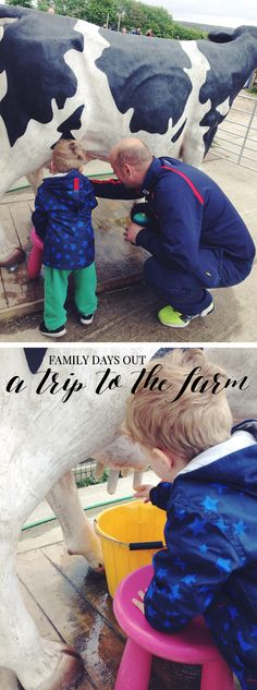 FAMILY DAYS OUT IN MANCHESTER & TAMESIDE| A TRIP TO COCKFIELDS FARM @gymbunnymum