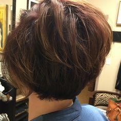 "6 Likes, 1 Comments - TM Hair Studio (@tm_hair_studio) on Instagram: ""#shatteredbob #shortbob #shorthairgoddess #tmhairstudio"""