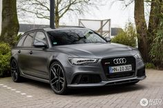 31 Wallpaper Audi RS 6 Avant