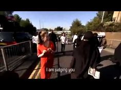 Her Town Was Invaded By Muslim Extremists, Watch What Happens When She Confronts Them