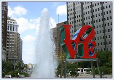 Philadelphia, City of Brotherly Love,  Pennsylvania