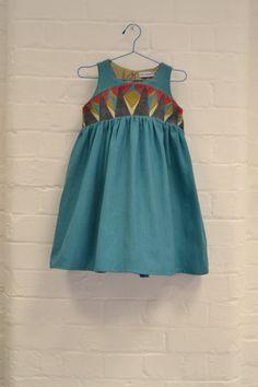 Nia Dress by AlittleAdholla on Etsy, £89.00