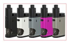 Eleaf Pico Squeeze with Coral Squonker Kit Review Spinfuel VAPE Magazine