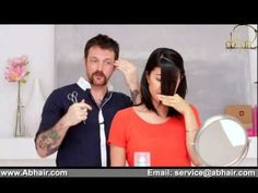 How to Cut Your Own Bangs - Side Swept style #scentfree #fragrancefree #diy