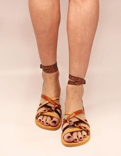 1ea62c97c15f TRINITY I – gladiator sandals  braided sandals  summer sandals  strappy  sandals  natural beige sandals  greek sandals  women sandals