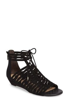 c55504fa832 Image of Sam Edelman Daleece Lace-Up Sandal - Wide Width Available Lace Up  Sandals