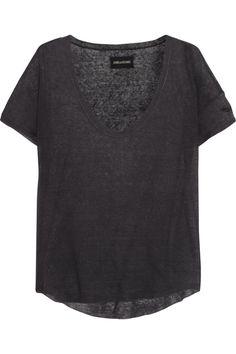 Zadig & VoltaireCube linen sweater