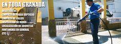 Desatascos en Granada