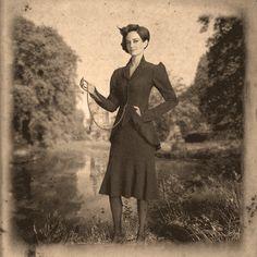 Miss Peregrine's Home for Peculiar Children: Eva Green, Asa Butterfield feature…