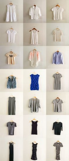 how to build a wardrobe women