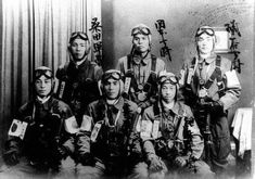 Bomber pilots who participated in the attack on Pearl Harbor, 1941.