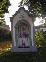 Jaronice - kaplička - Jihočeské kapličky Czech Republic, Bohemia