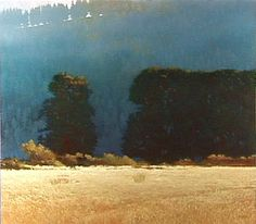 Alberg's Field, #2, 42 x 36 inches, oil on canvas
