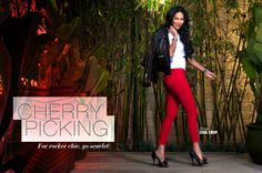 Kimora Lee Simmons Miami Bright Jeans ad for JustFab.com.