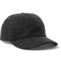 A.P.C.Wool-Blend Baseball Cap