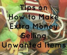 Tips on How to Make Extra Money Selling Unwanted Items with the VarageSale Community. New members in Ottawa can receive $20!