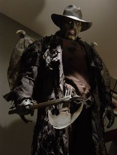 Jeepers Creepers: costume halloween épouvantable