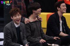 150314 Taemin @ MBC Match Made In Heaven Returns #Shinee #Taemin
