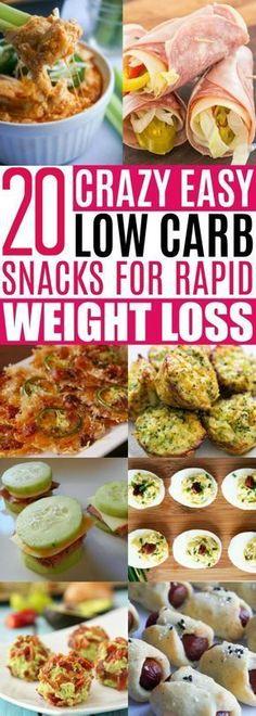 Low Carb Snacks, Keto Snacks