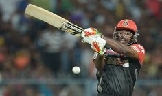 Gayle, who refers to himself as the 'Universe Boss', smashed 77 runs off 38 balls - including seven maximums - for Royal Challengers Bangalore against Gujurat Lions on Tuesday.