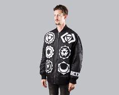 KTZ Bomber Jacket (Black)