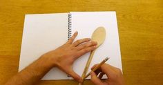 Creative Ideas - How to Make Easy 3D Drawing #DIY #craft