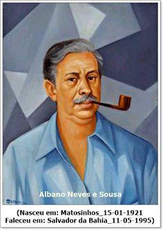 Auto retrato - Albano Neves e Sousa