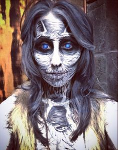 white walker costume - Google Search