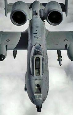 A-10 THUNDERBOLT II (WARTHOG) US AIR FORCE