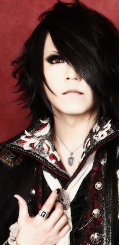 Versailles Bassist -> Masashi.  This looks like modern Baroque, to me.