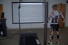Virtual Reality Lab Makes Physical Therapy Interactive