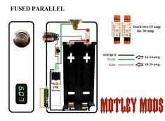 BOX MOD WIRING DIAGRAMS Vape Mods Diy, Vape Diy, Diy Box Mod, Diy E Liquid, Juice Branding, Vape Smoke, Usb, Vape Juice, Wood Boxes