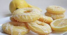 Baked Lemon Donuts smart points 3 - weight watchers recipes