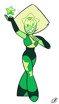 I'd prefer this over her getting star-shaped hair, in my opinion.