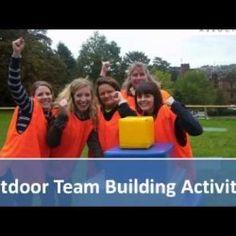 Indoor And Outdoor Team Building Activities Team Building