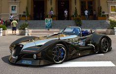 Concept Bugatti | ... concept we covered last year, the Bugatti 12.4 Atlantique Concept by