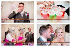 wedding breakfast party shots. Celebrations. Basingstoke wedding photographer. Hampshire.