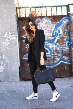 *BLANCO || Blazer | Blazer // ASOS || Trousers | Pantalones