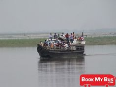 Water bodies all around the world are fascinating be it any form – beaches, lakes, rivers, waterfalls, streams. Wade through the mighty Brahmaputra in a boat or simple enjoy her beauty as she skirts through the river island Majuli in Assam. Unwind and relax in this scenic town; pack your bags and book your tickets on http://www.bookmybus.com/.