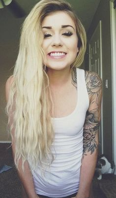 I love the hair protecting and tattoo