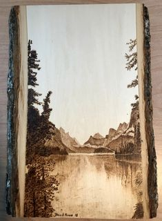 Image result for woodburning