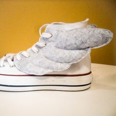 wings for your converse!